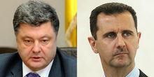 События на Украине и в Сирии: новые санкции против РФ, интервью российских СМИ с Асадом