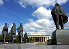 Питерские компании поборолись за тендер на реставрацию новосибирского оперного театра