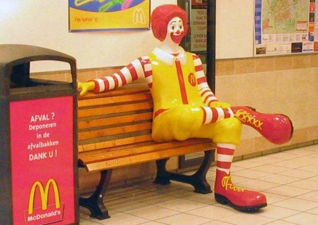 McDonald's выплатит 320 000 рублей за пролитый на ребенка кофе