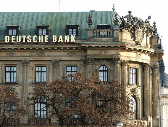 ЦБ РФ прокомментировал сворачивание инвестиционного бизнеса Deutsche Bank в России
