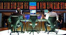 На Московской бирже технический сбой привел к приостановке торгов