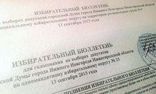 Определился состав городской думы Нижнего Новгорода: СПИСОК