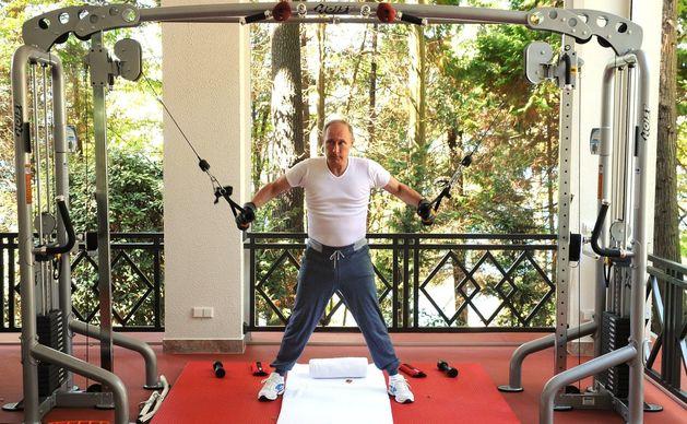 5 товаров, которые случайно прорекламировал Владимир Путин