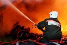 В Челябинске произошел пожар в летней веранде ресторана «Карма»
