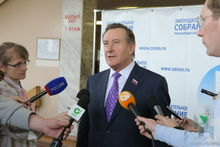 Иван Мороз выдвинут на пост председателя Заксобрания Новосибирской области