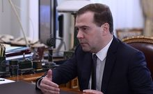 Медведев заинтересовался зарплатами глав госкомпаний