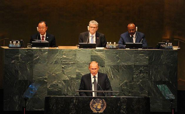 «Вы хоть понимаете теперь, что вы натворили?»: о чем говорил Путин в Нью-Йорке