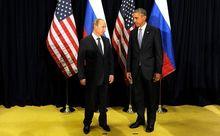 «Посмотрите, насколько длиннее руки Обамы»: встреча двух президентов глазами западных СМИ