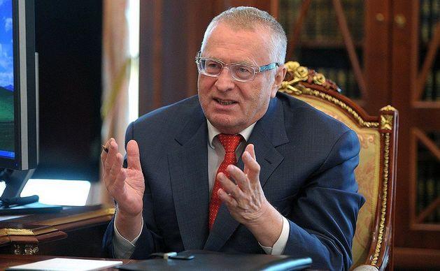 Жириновский требует с Горбачева миллион рублей