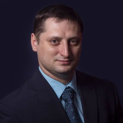 На фото: Глава екатеринбургского представительства компании «Логопарк.ру» Виталий Хиль