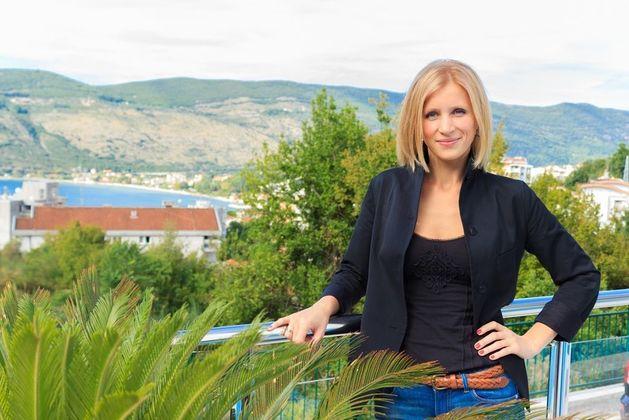 Александра Клишина, менеджер компании-компании SENAT.