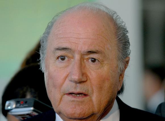 «Кока-Кола» и «Макдональдс» потребовали отставки главы ФИФА