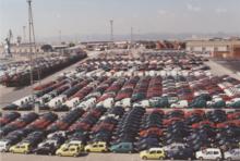 За год новые автомобили подорожали в России на четверть
