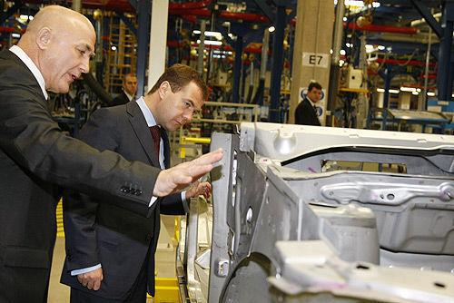 General Motors отзывает крупнейшую партию автомобилей с российского рынка