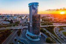 В Челябинске начали устанавливать рекламные щиты по новым правилам