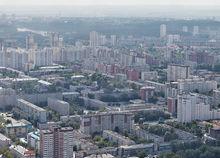 Район возле южного автовокзала в Екатеринбурге застроят высотками