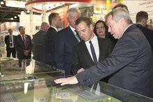 Дмитрий Медведев познакомился с проектами АПК Ростовской области
