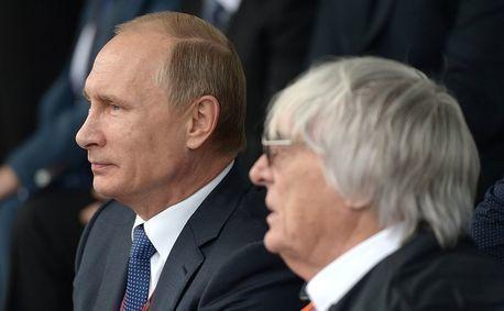 Bloomberg: Путин хочет скрыть экономический спад за «холодной войной»