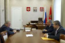 Жителям поселков Красноярского края пообещали высоскоростной интернет