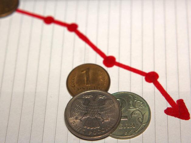 Рубль вырос, несмотря на падающую нефть