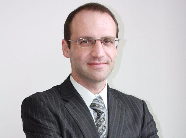 Алпатов Вячеслав, руководитель управления «Информационные технологии» Coleman Services