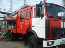Пожар повредил свердловский завод стирального порошка