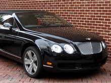 В Екатеринбурге обвалились продажи Bentley