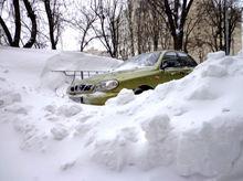 Из-за обледеневших дорог в Свердловской области участились ДТП