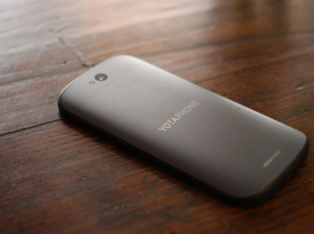 Китайский холдинг купил долю в производителе YotaPhone