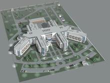 Строительство новых зданий НИИ ОММ отложили до следующего года