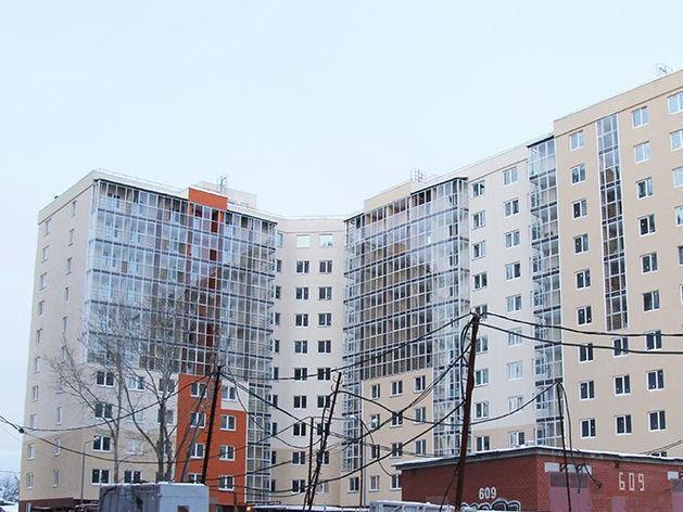 В Екатеринбурге сдали последний долгострой проблемного жилкомплекса