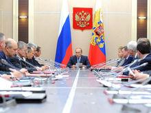 Путин обеспокоился ядерной безопасностью России