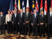 США зовут Россию и Китай присоединиться к Транстихоокеанскому партнерству