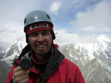 Бизнесмен из Екатеринбурга в десятый раз стал чемпионом России по альпинизму