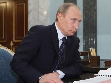 Путин подписал закон об ответных мерах на арест российского имущества в других странах