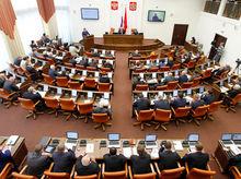 Новак стал депутатом Законодательного собрания Красноярского края