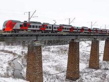 Свердловская железная дорога назвала затраты на запуск скоростных электропоездов