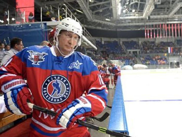 Пять цитат Владимира Путина о спорте