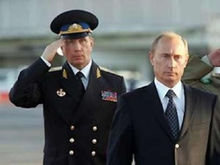 Бывший охранник Путина получил звание генерала армии