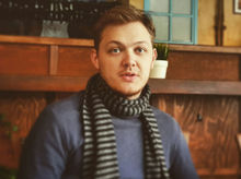 Антон Москотинин: «Желтый цвет благотворно влияет на психику»