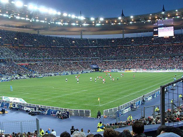 На фото: Stade de France