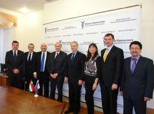 В ЮУТПП состоялась официальная встреча с генконсулом Венгрии
