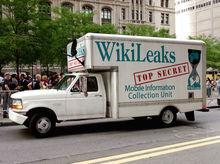 Сайт WikiLeaks опубликовал аудиозаписи о коррупции в Белом доме