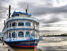 Московская компания обратилась с иском к «Енисейскому речному пароходству»