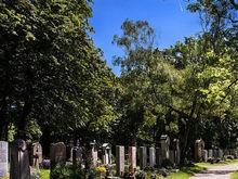 Территорию в районе кладбища Шинников вынесут за пределы Красноярска