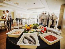 Денис Иванов открыл новый ресторан на территории новосибирского отеля