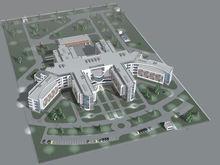 НИИ ОММ может остаться на прежнем месте возле Центрального стадиона