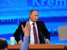 Самые необычные вопросы Путину: о чем спрашивали президента народ и журналисты
