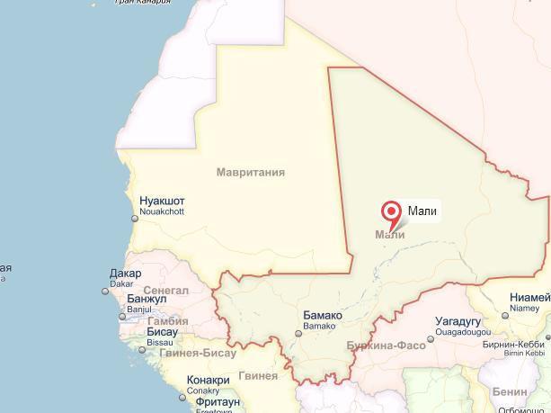 Захват заложников в Мали: главное