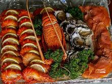 Россия запретила ввоз морепродуктов от белорусских компаний